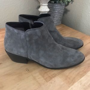 Sam Edelman ankle boots with zipper
